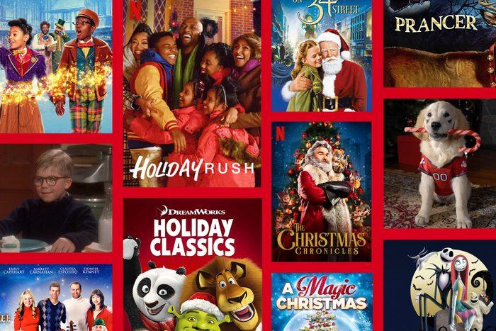 Best Kids Christmas Movies Grid
