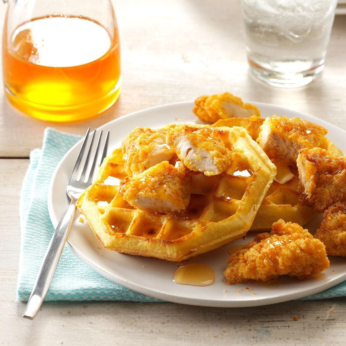 1990s: Chicken and Waffles