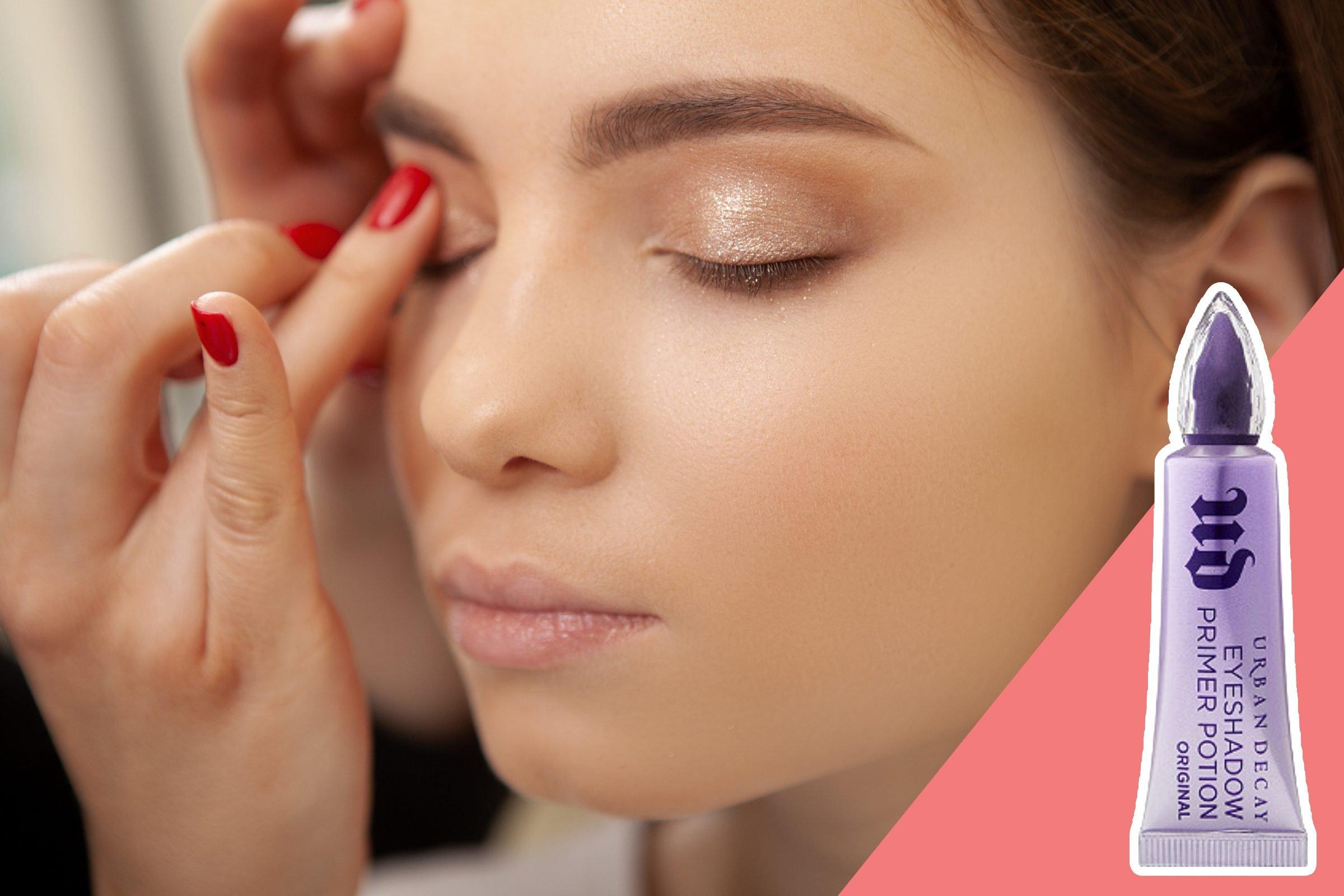 prime eyelids for make up