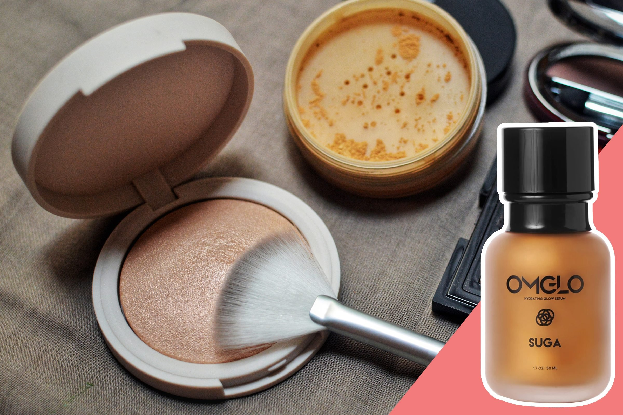 luminizing makeup