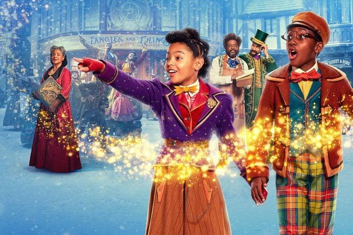 Jingle Hangle A Christmas Journey Movie