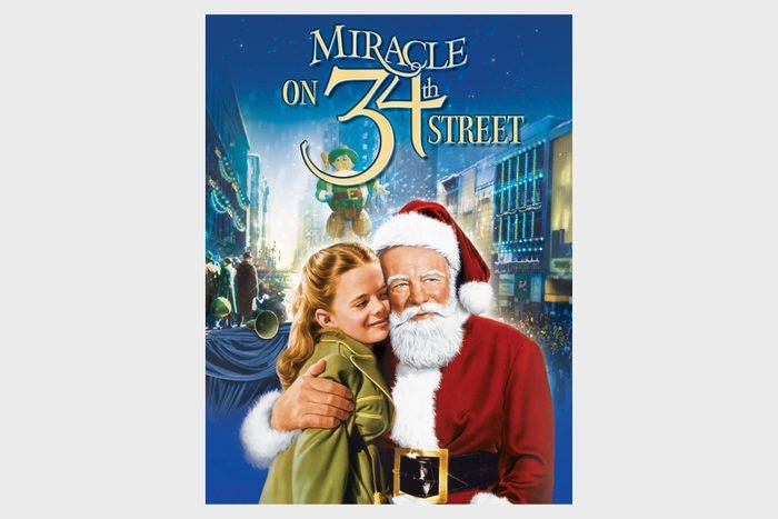 Miracle On 34th Street Movie