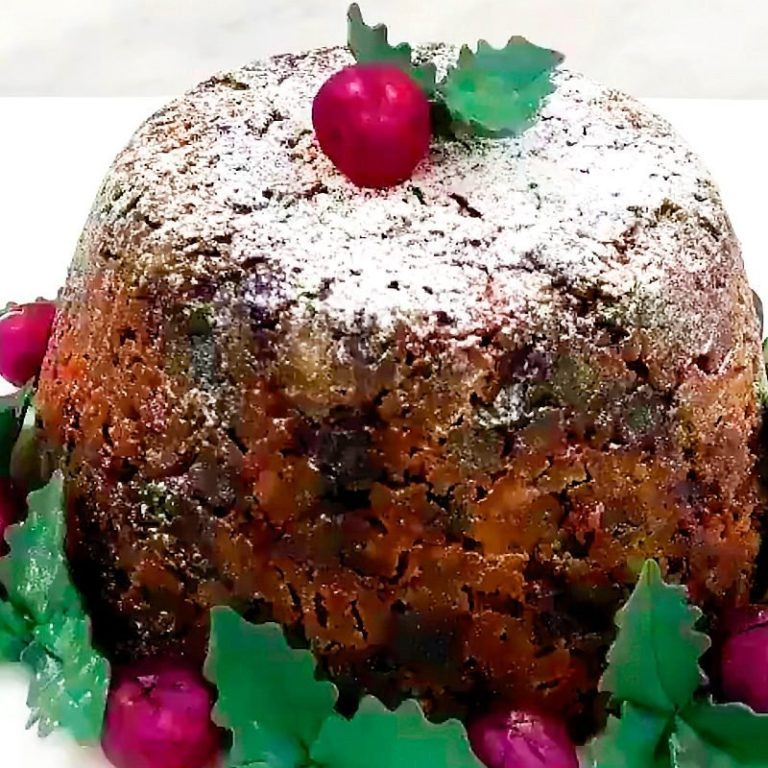 The Royal Family have shared their recipe for a traditional Christmas pudding