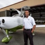 What It's Like Being One of the Few Black Pilots in the World