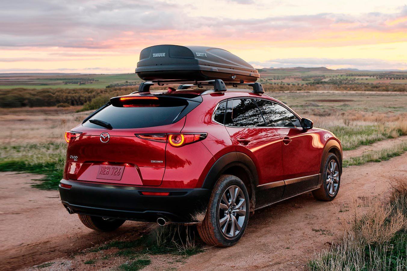 2021 Mazda Cx 30 Crossover Predictive Awd