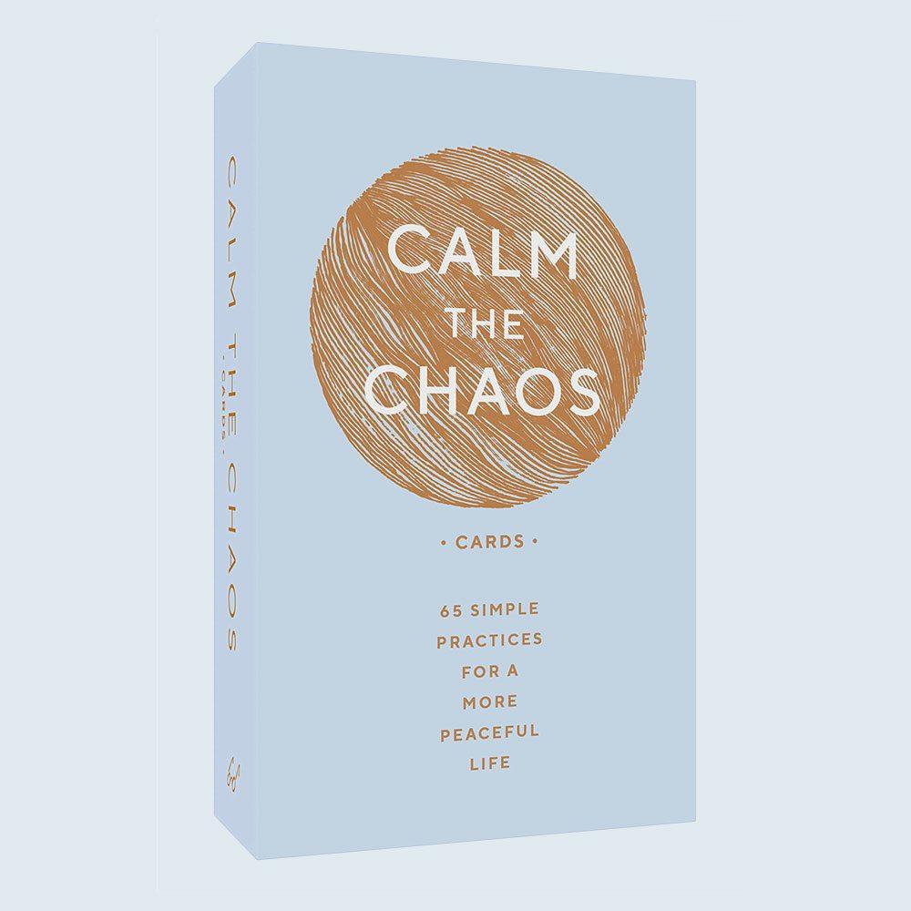 Calm The Chaos Cards Via Amazon