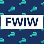 What Does FWIW Mean?
