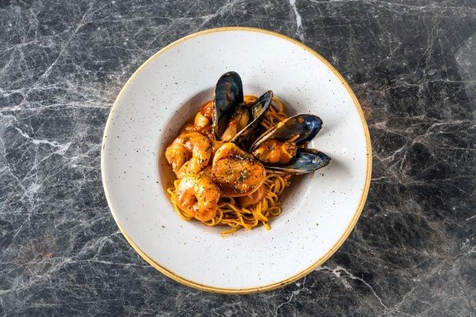 Italian Seafood Pasta