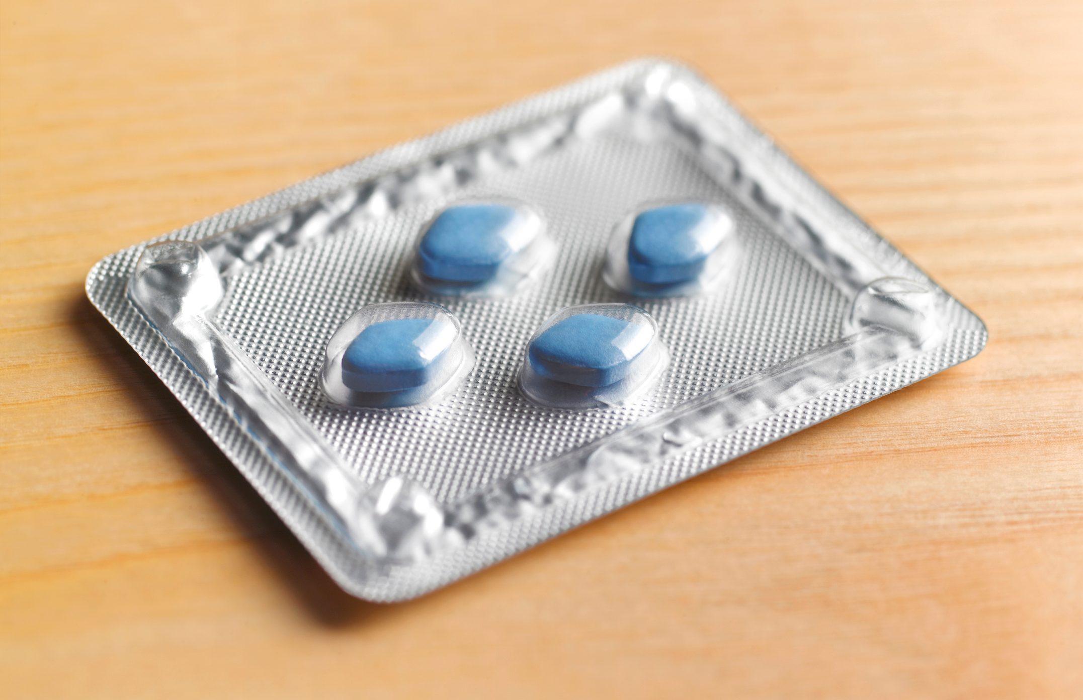 Anti-impotence viagra tablets