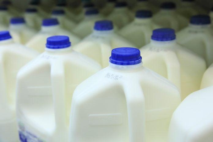 Gallons of Milk