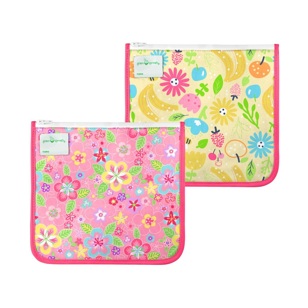 Green Sprouts Reusable Insulated Sandwich Bags