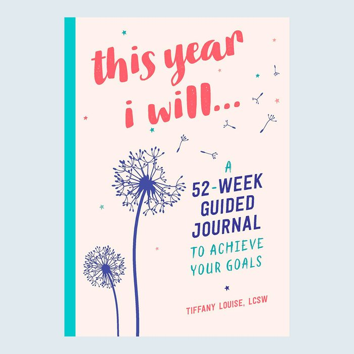 This Year I Will Guided Journal Via Amazon