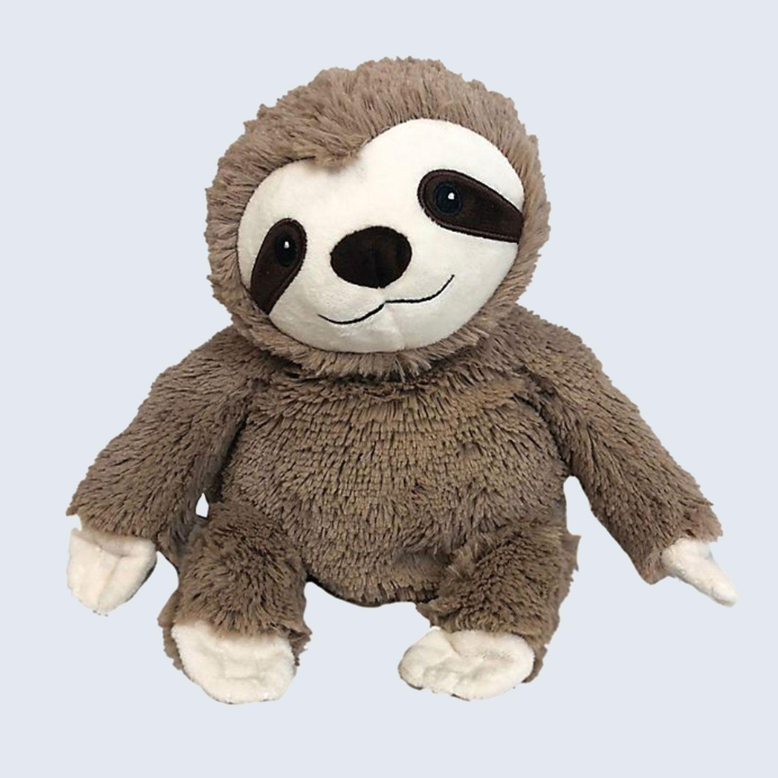 Warmies Plush Sloth