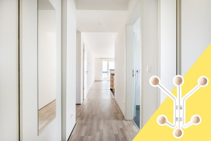 de clutter your hallways