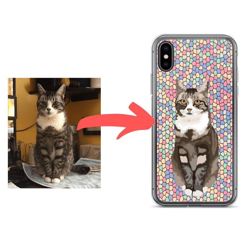 Custom Pet Phone Case Via Mypetprints.co