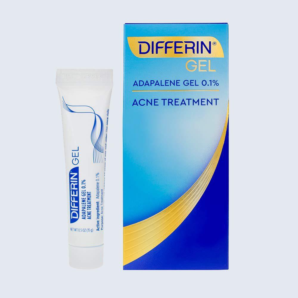 Differin acne gel