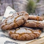Disney Shared Their Recipe for Molasses Crackle Cookies