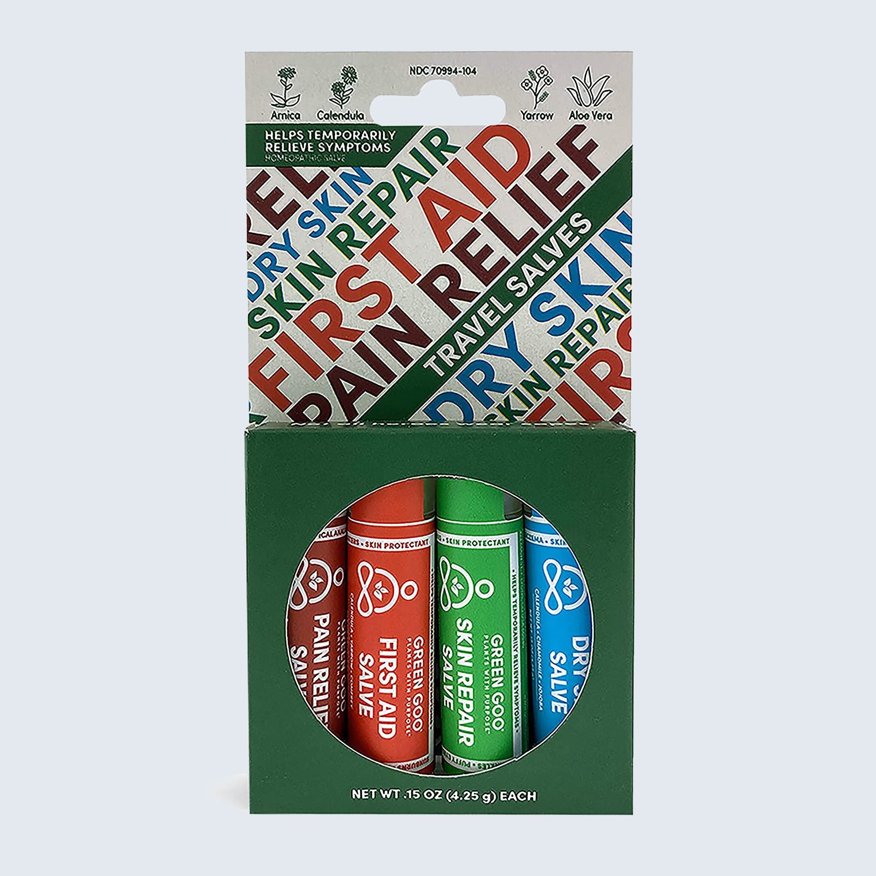Green Goo Everyday Essential Salves