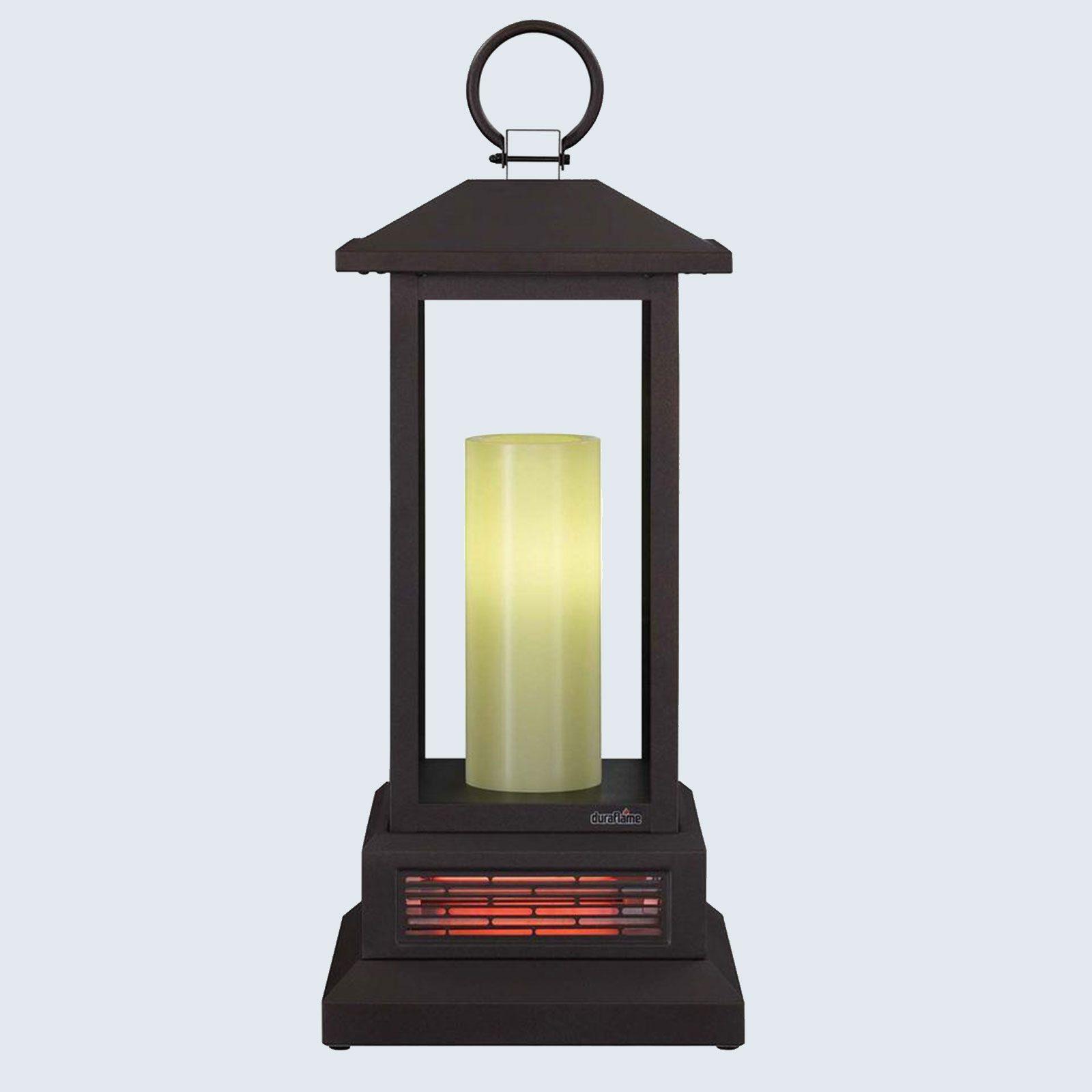 Duraflame Electric Lantern Space Heater