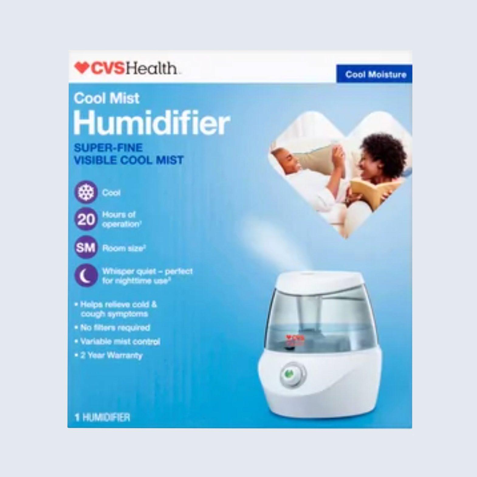 CVS Health Cool Mist Humidifier