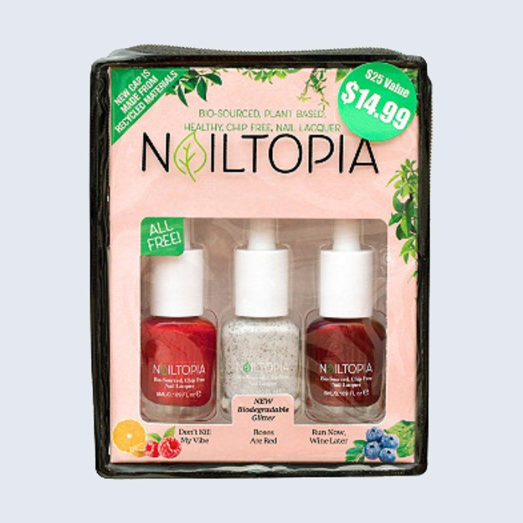 Nailtopia Glitter Lacquer
