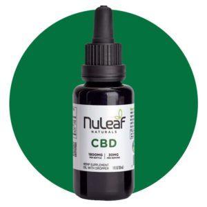 Nuleaf Full Spectrum Hemp Cbd Oil