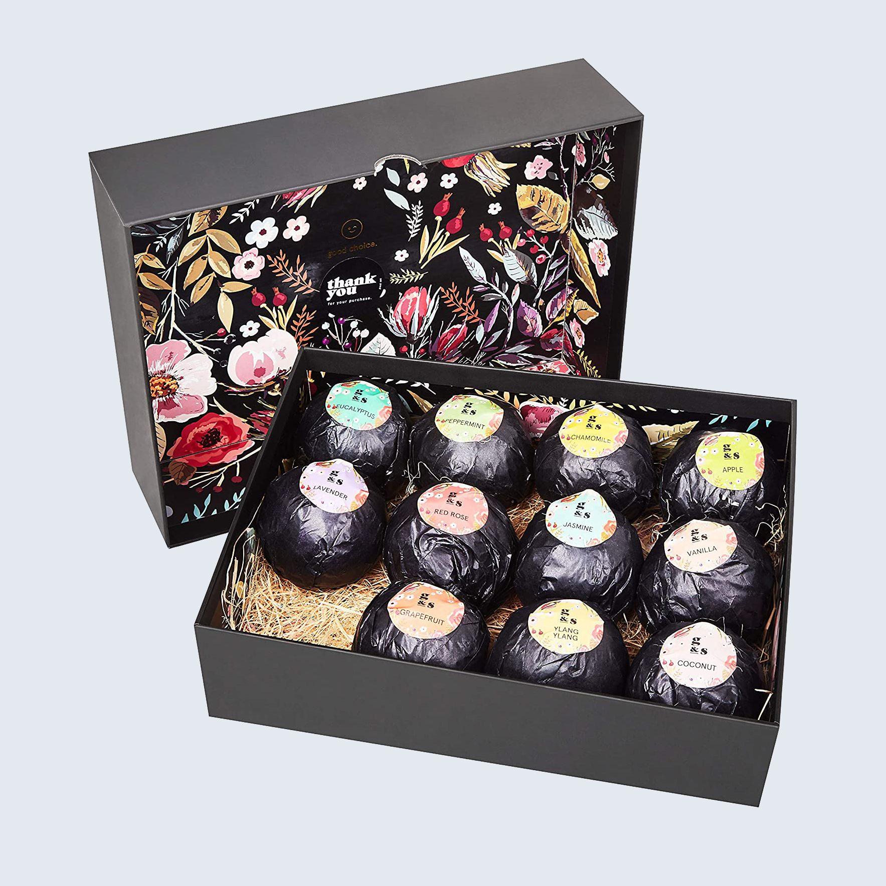Grace & Stella Bath Bomb Gift Set