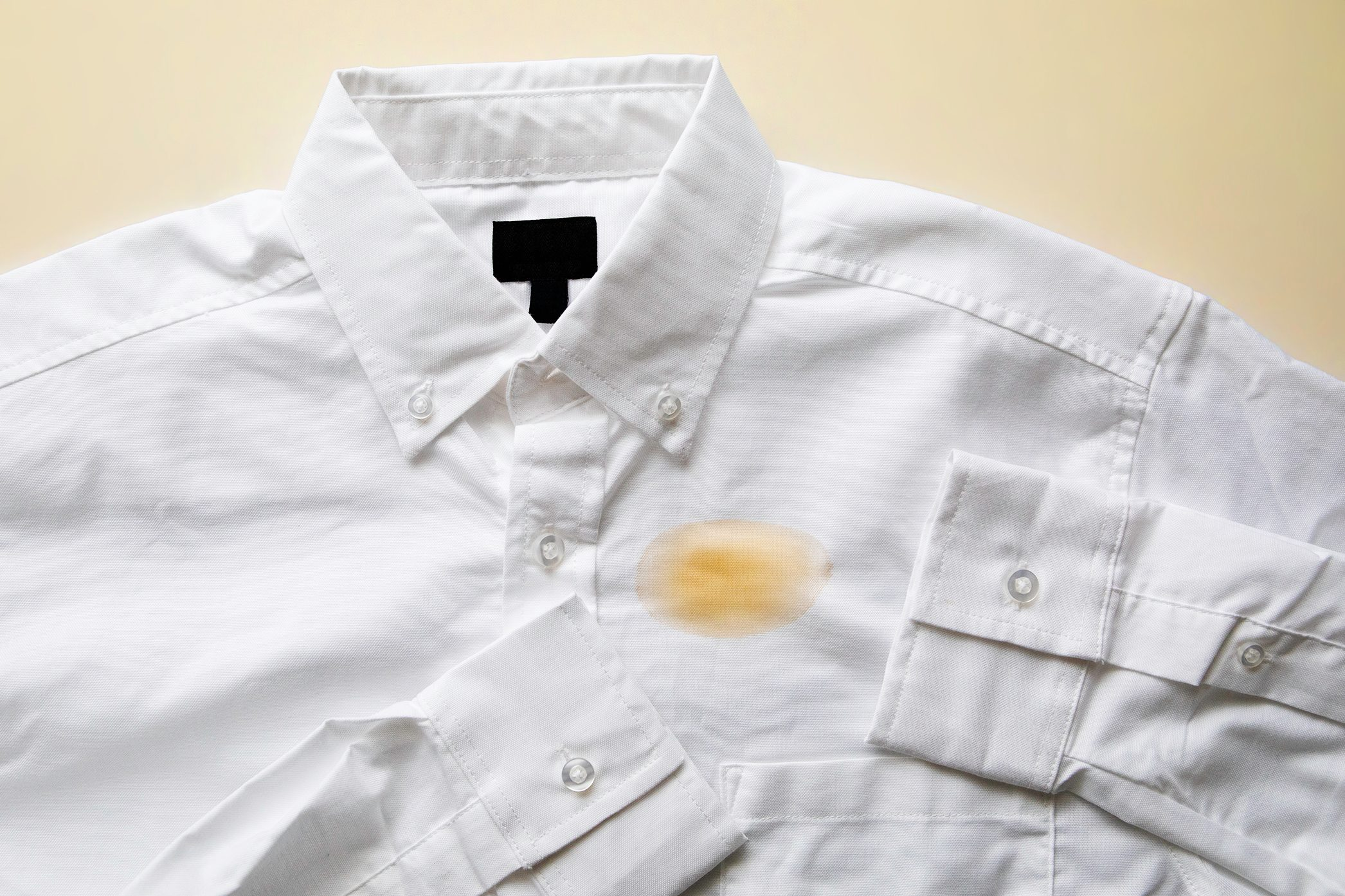 how to get coffee stains out of clothes