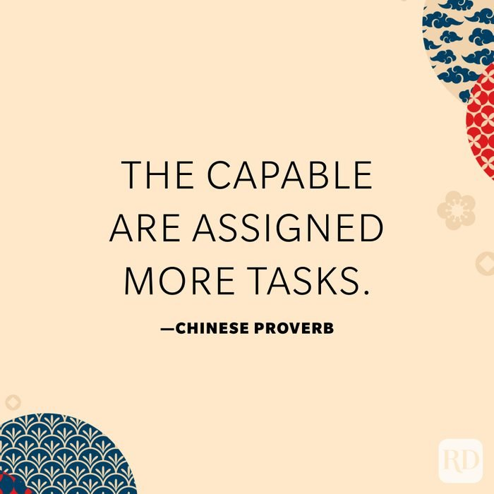 The capable are assigned more tasks