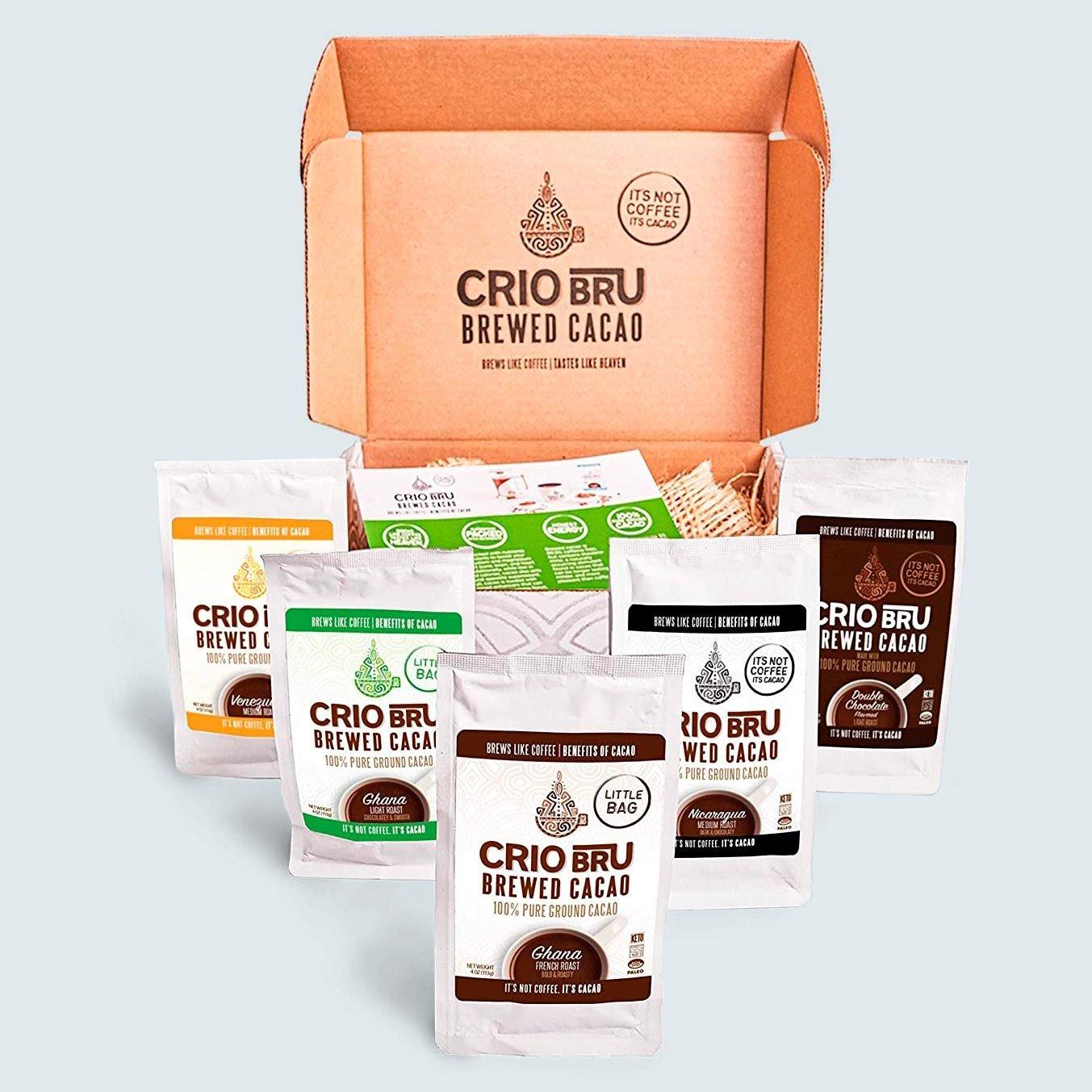 Crio Bru Brewed Cacao Starter Pack