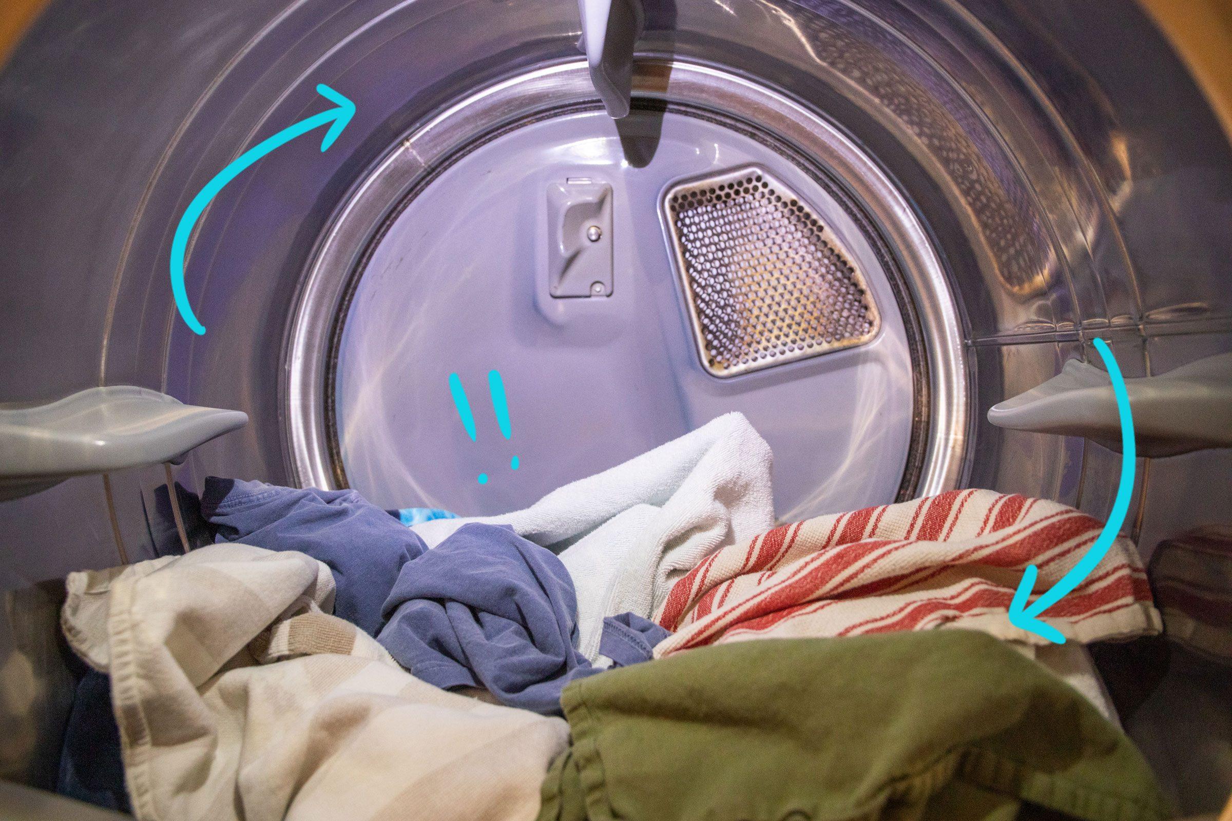 Dryerrotating