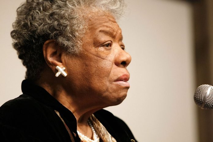 """Maya Angelou Signs Copies Of """"maya Angelou: Letter To My Daughter"""" October 30, 2008"""