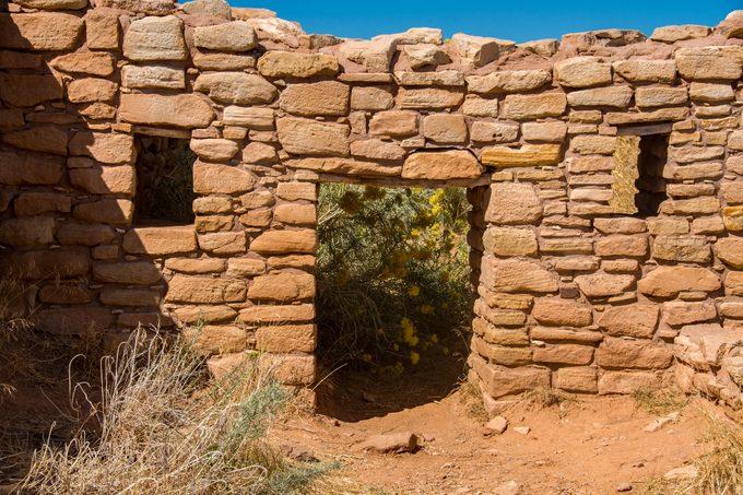 Canyons of the Ancients - Lowry Pueblo - Door & Windows