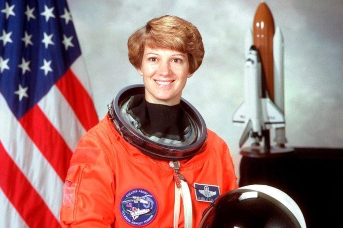 Florida Mission Commander Eileen M Collins