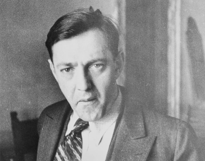 Portrait of Arthur Flegenheimer AKA Dutch Schultz