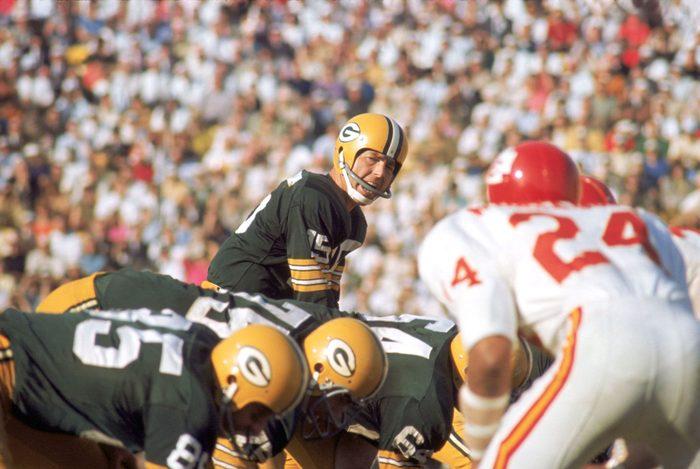 Super Bowl I - Kansas City Chiefs vs Green Bay Packers - January 15, 1967