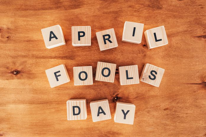 April Fools Day Pranks 2021