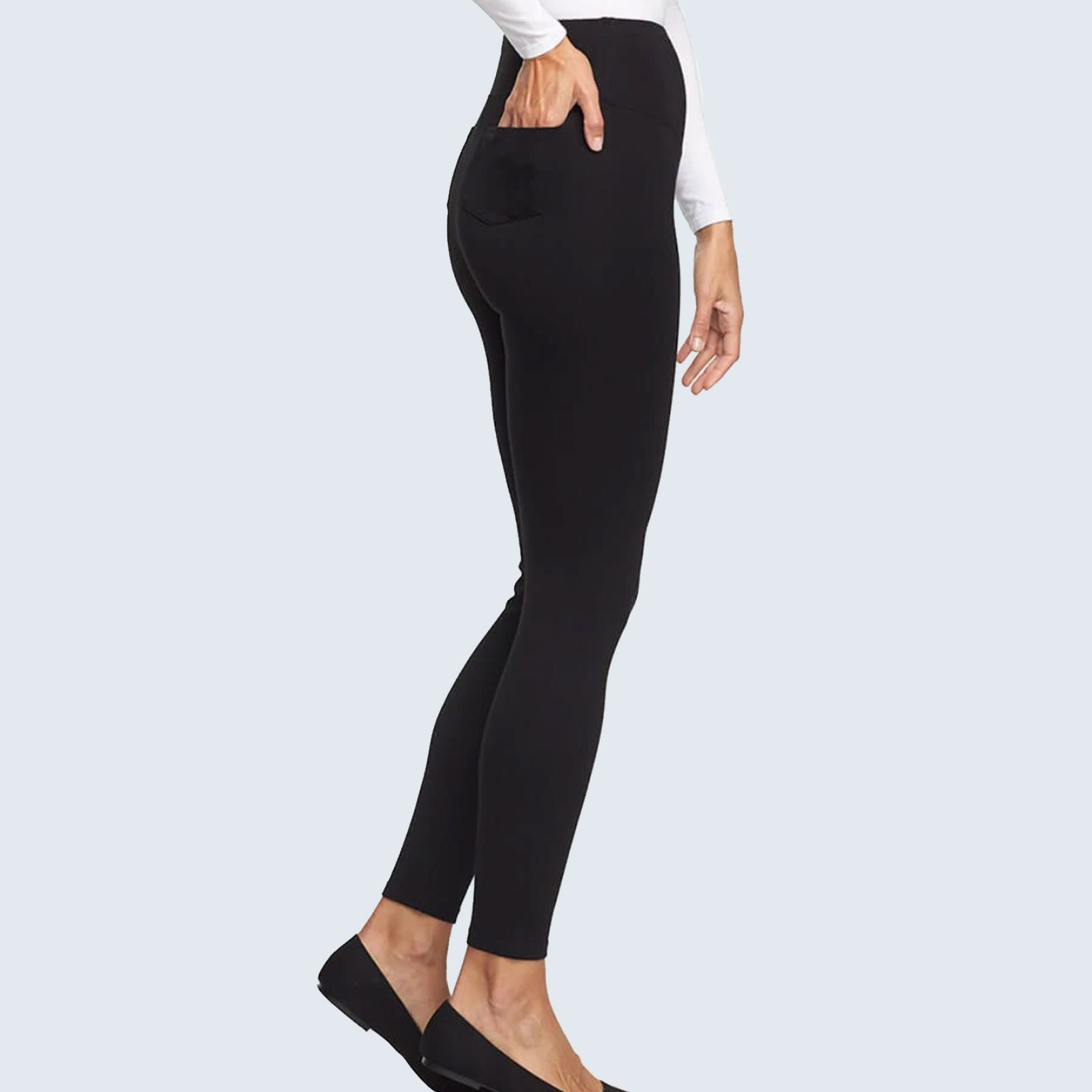 Best Butt-Lifting Leggings that look like Dress Pants
