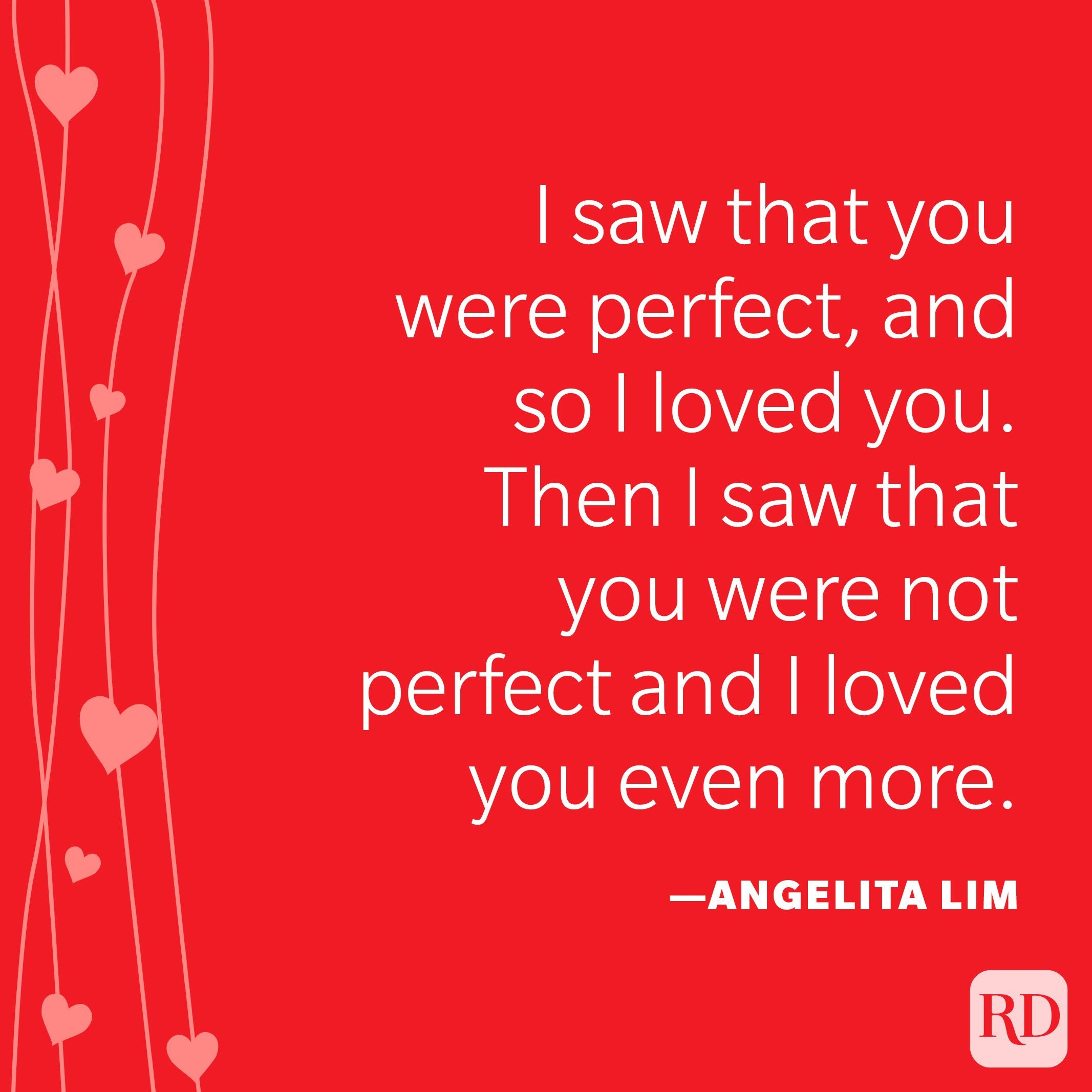 Quotes to love you short say i Top 66