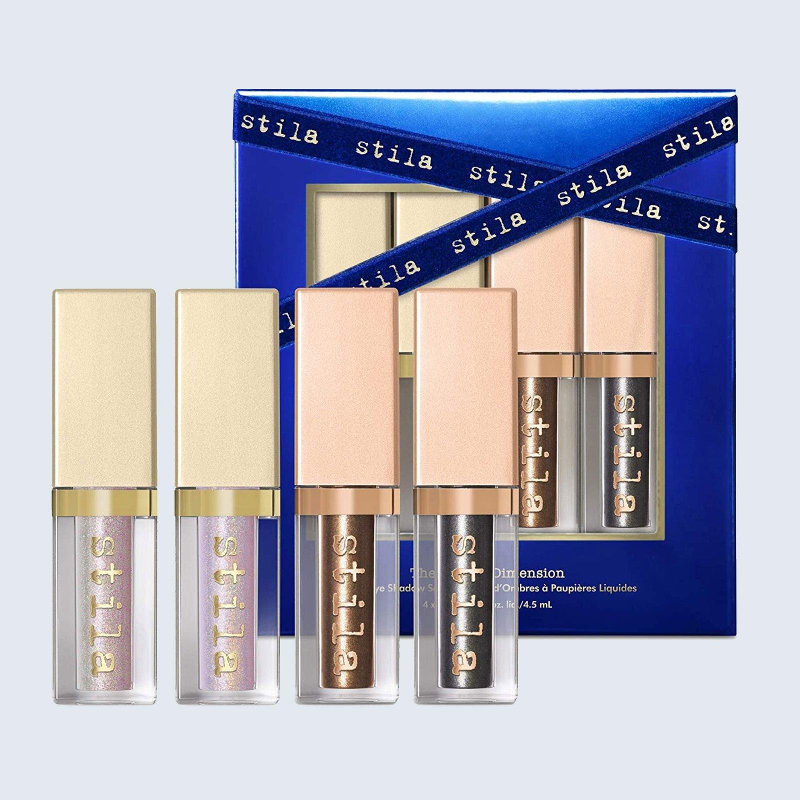 For the makeup maven: Stila The Fourth Dimension Liquid Eye Shadow Set
