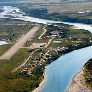 Igiugig Village airport