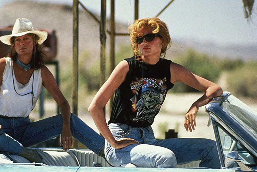 Thelma and louise movie