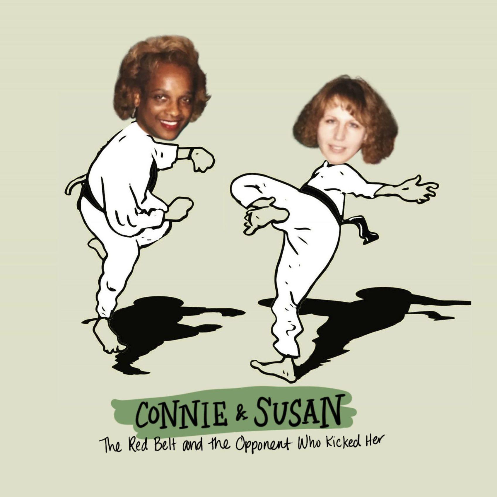 Connie & Susan