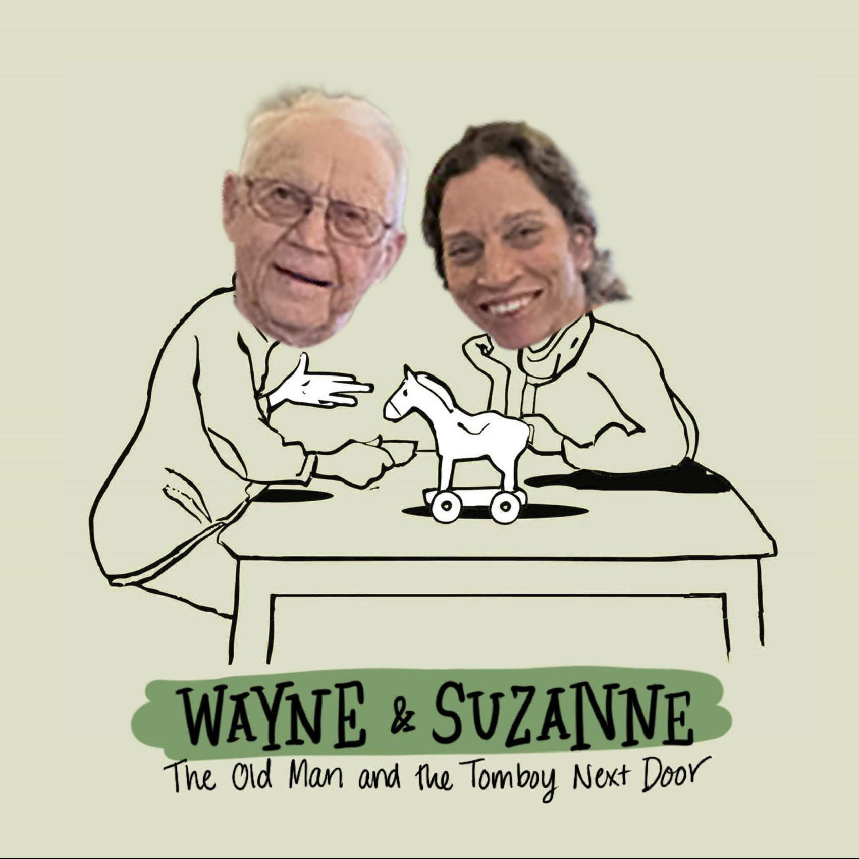 Wayne & Suzanne