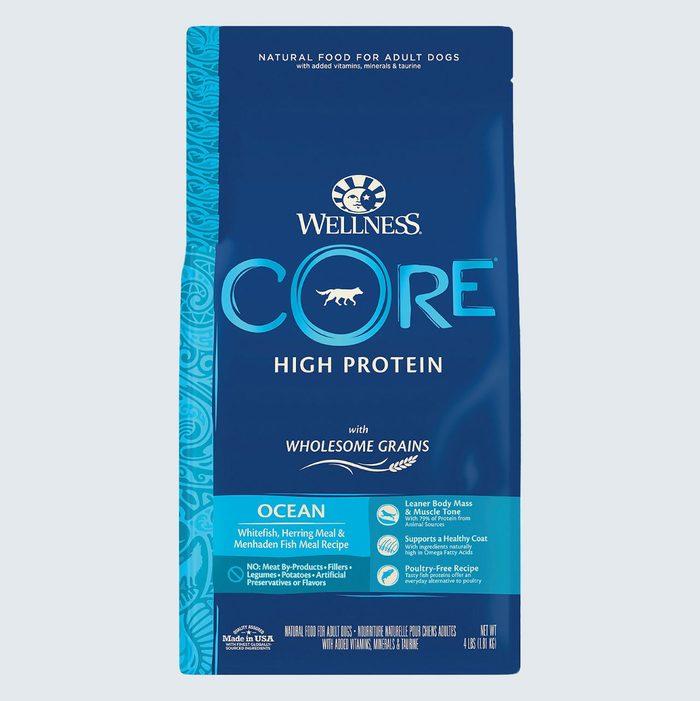 Wellness Core Wholesome Grains Ocean Recipe Dog Food