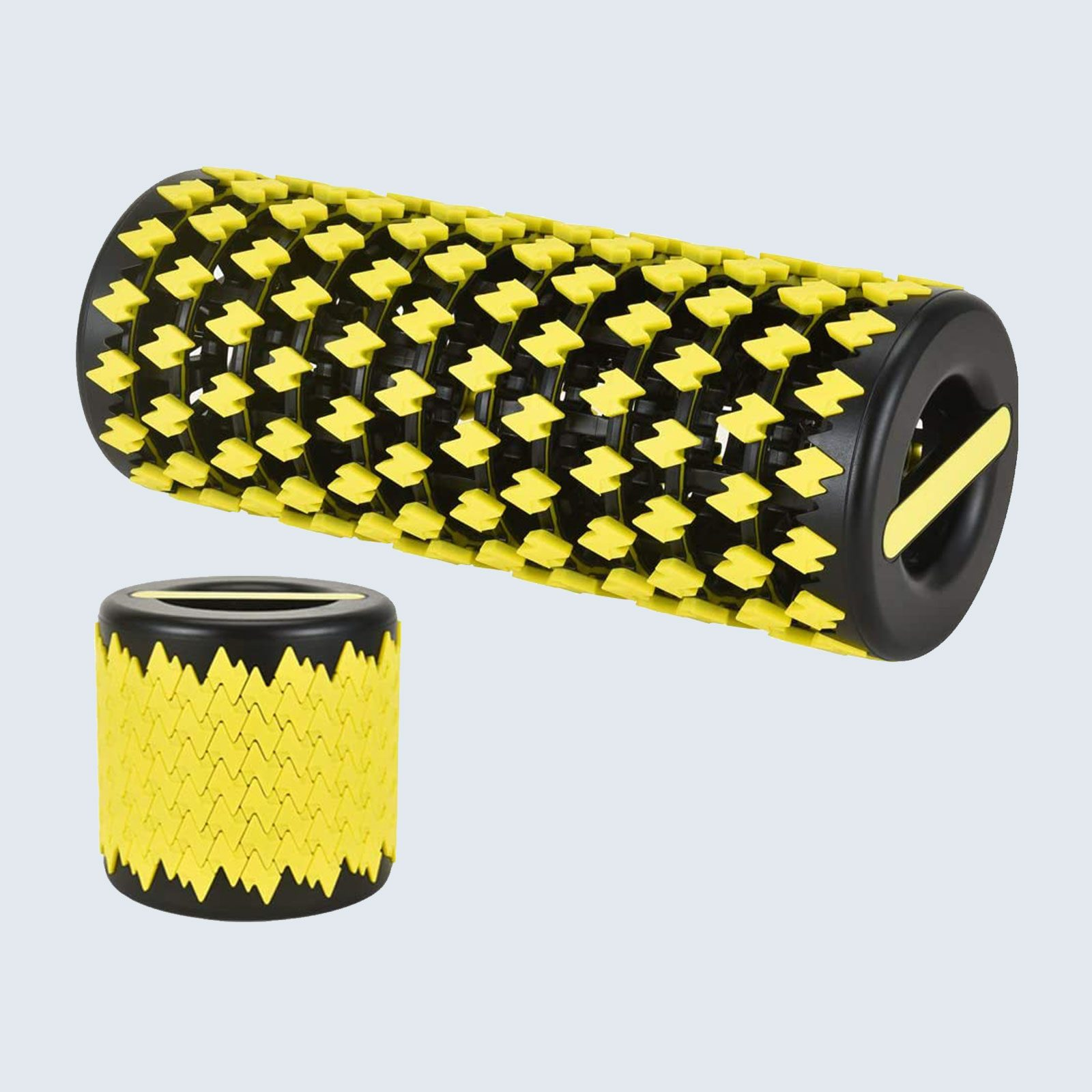For workout warriors: EILISON Collapsible Foam Roller