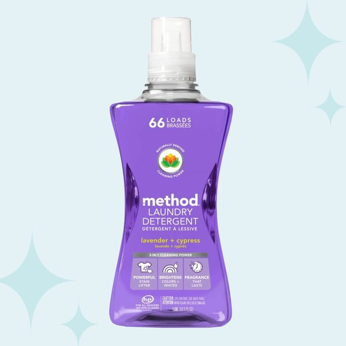 Method Lavender and Cypress Laundry Detergent