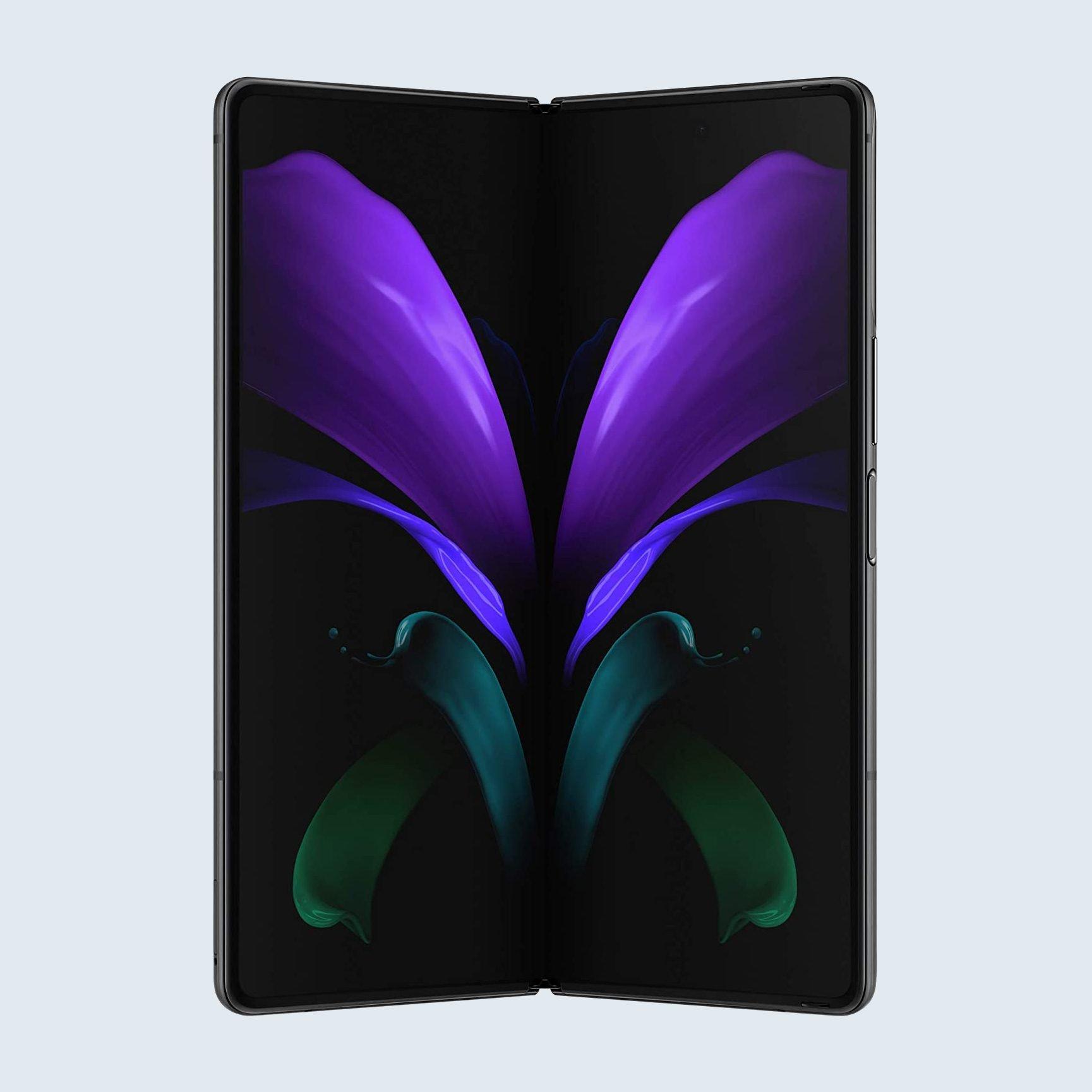Samsung Galaxy Z Fold 2 5G Cell Phone on amazon warehouse
