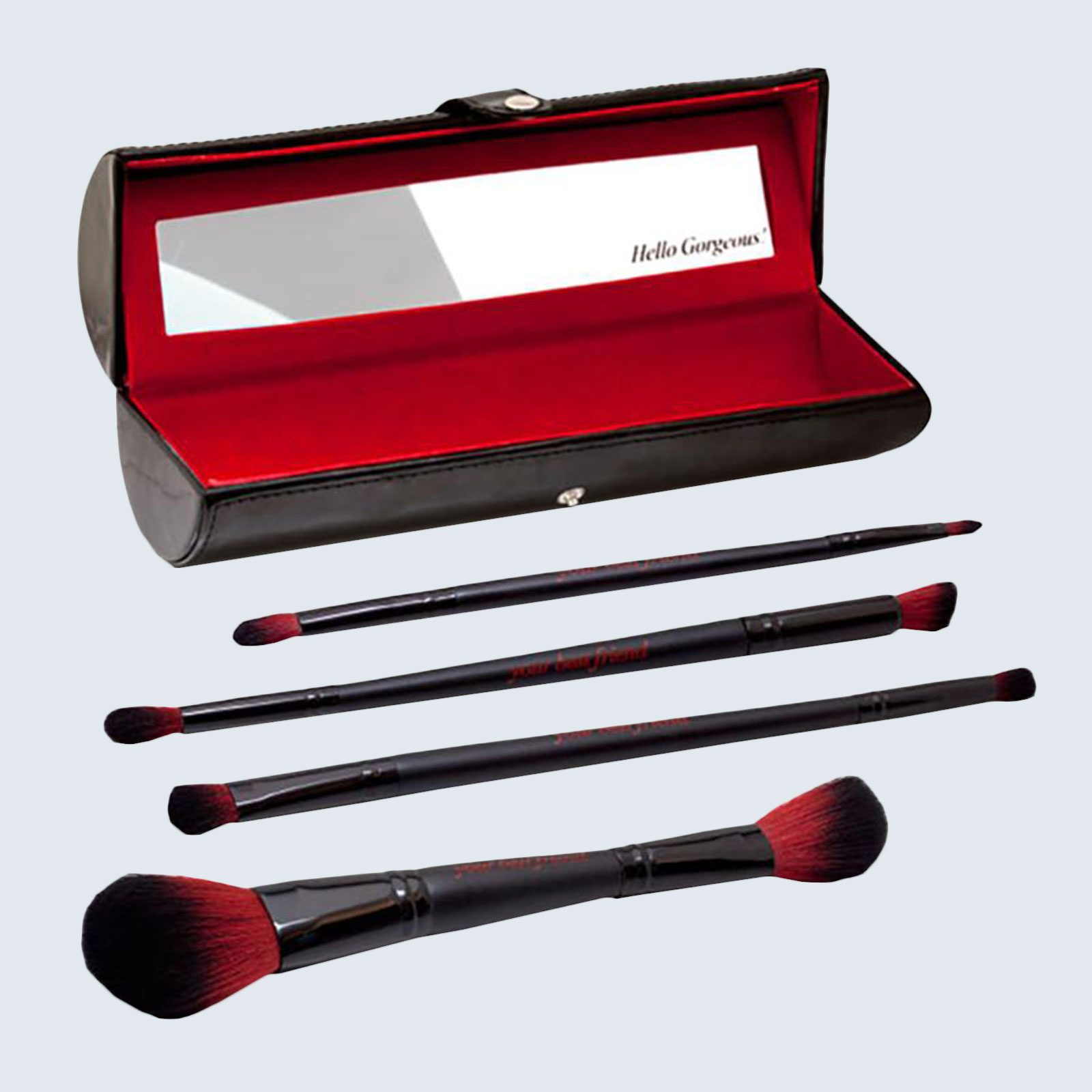 For beauty buffs: Ybf Beauty Double-Ended Brush Set
