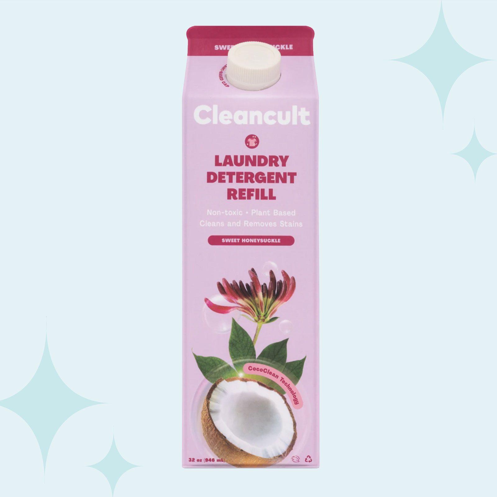 Clean Cult Liquid Laundry Detergent